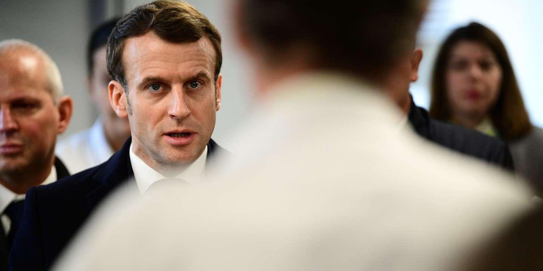«On a devant nous une épidémie»: face au coronavirus, Macron monte en première ligne