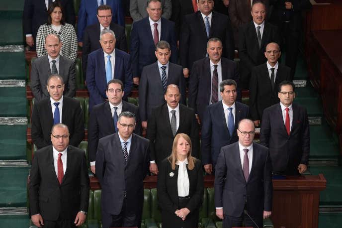 La Tunisie Se Dote Enfin D Un Gouvernement Plus De Quatre Mois Apres Les Legislatives