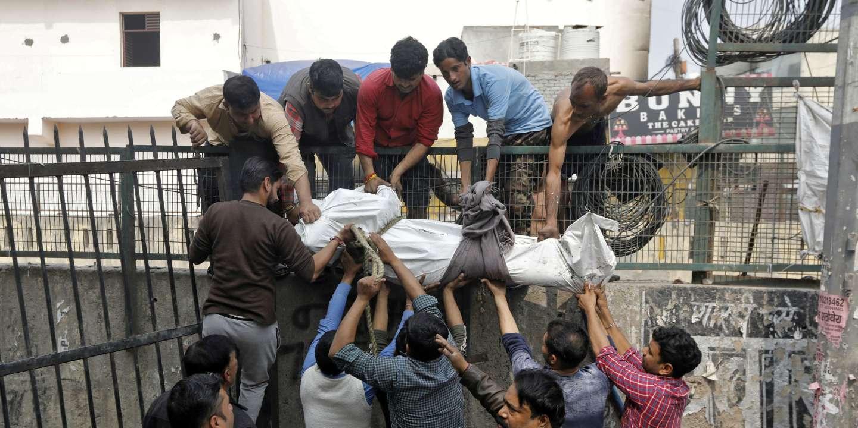 A New Delhi, trois jours de terreur et de dévastation
