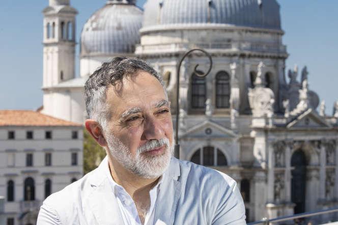 L'architecte Hashim Sarkis, commissaire de l'édition 2020 de la Biennale de Venise.