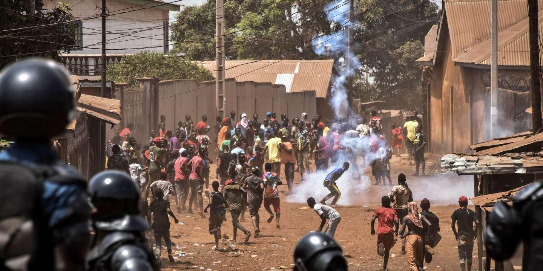 La Guinée sous tension à la veille d'un double scrutin contesté