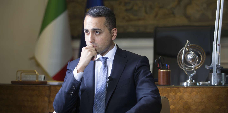 Luigi Di Maio : « Déconseiller de venir en Italie, ça n'a aucun sens »