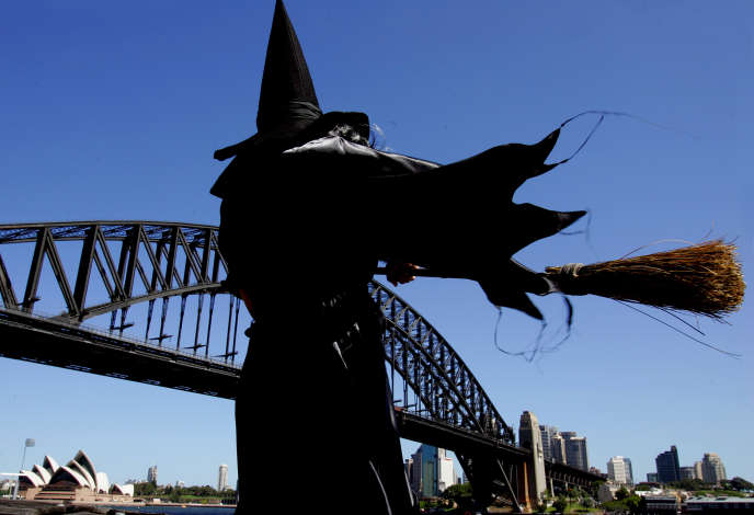 Halloween, à Sydney.