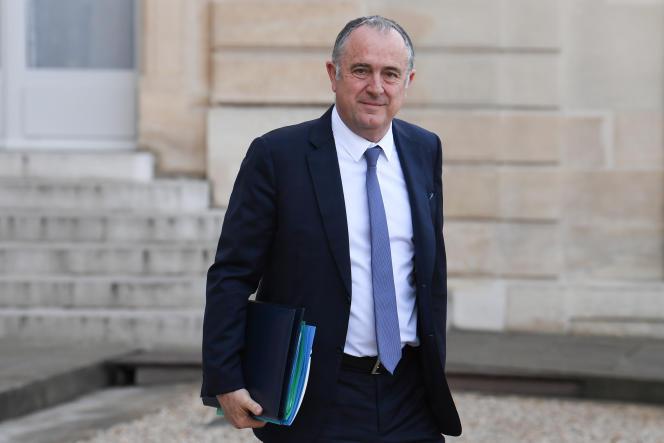 Le ministre de l'agriculture, Didier Guillaume, le 12 février.