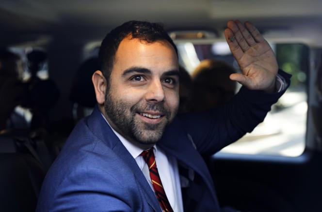 Omar Shakir, en novembre 2019.