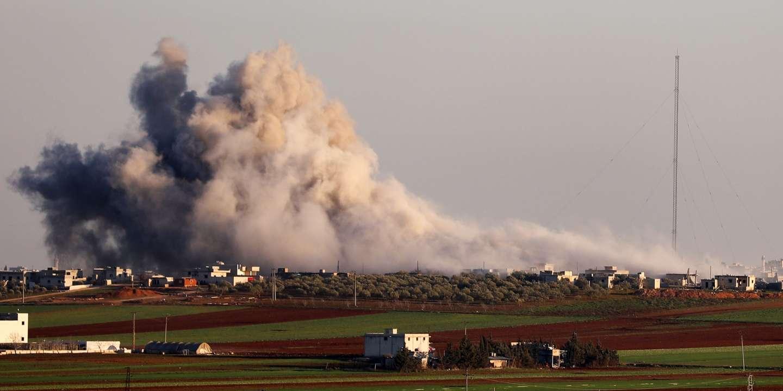 La Turquie et la Russie au bord d'une confrontation militaire en SYrie