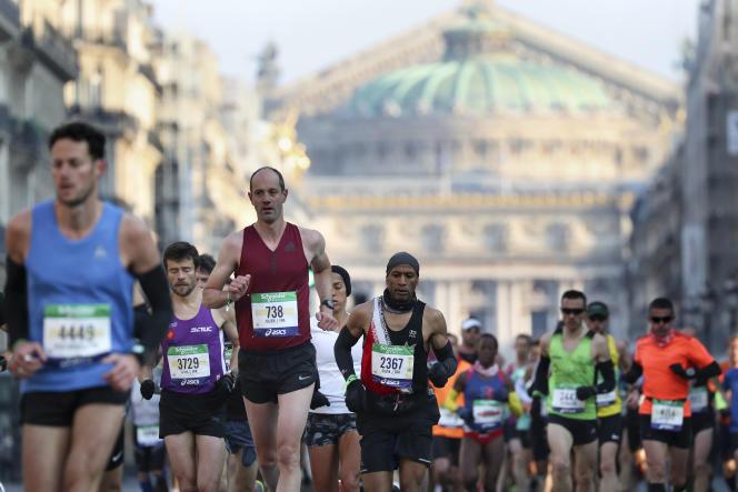 Le semi-marathon de Paris, prévu le 1er mars, a été annulé en raison de l'épidémie de coronavirus.