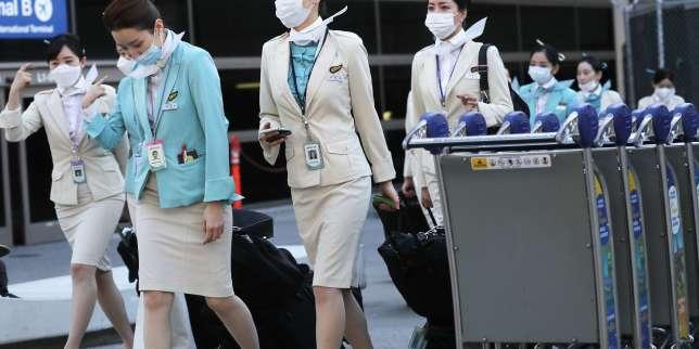 Coronavirus: troisième cas aux Etats-Unis, record quotidien en Corée du Sud... le virus poursuit sa progression