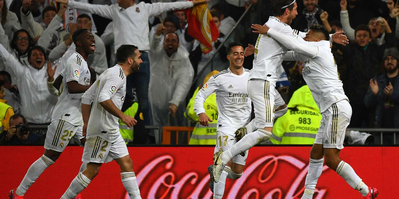 Liga : le Real Madrid redevient souverain en remportant le « Clasico » (2-0)