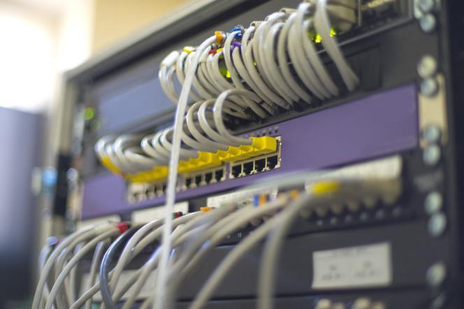 Des serveurs réseau.