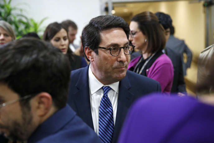 Jay Sekulow, l'avocat de Donald Trump, à Washington, le 5 février.