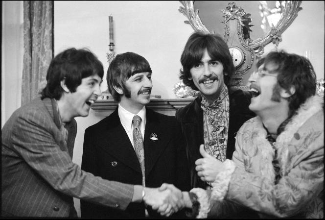 The Beatles, when