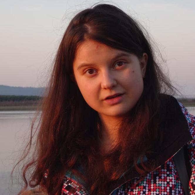 La militante féministe Ioulia Tsvetkova.