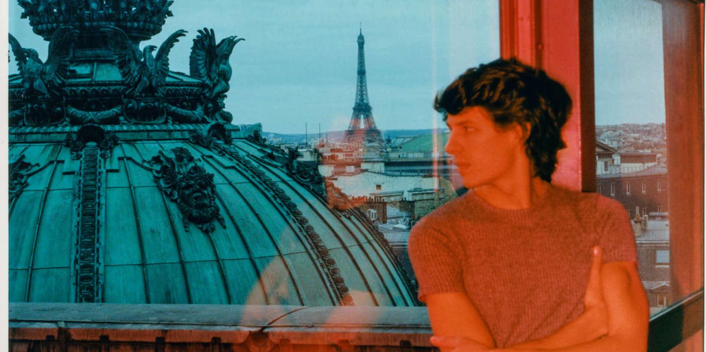 France, Paris, le 20 fevrier 2020, Germain Louvet, photographié à l'opera Garnier, dans un couloir