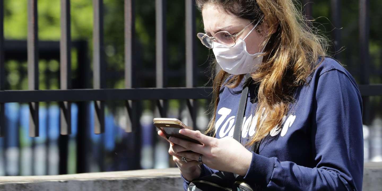 masque sanitaire virus