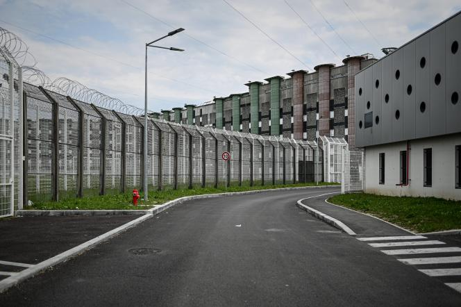 La prison de Fleury-Mérogis (Essonne), le 21 mai 2019.