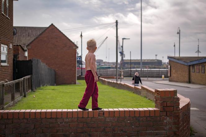Le Royaume-Uni est un des pays de l'OCDE présentant la plus forte proportion d'enfants vivant sous le seuil de pauvreté.