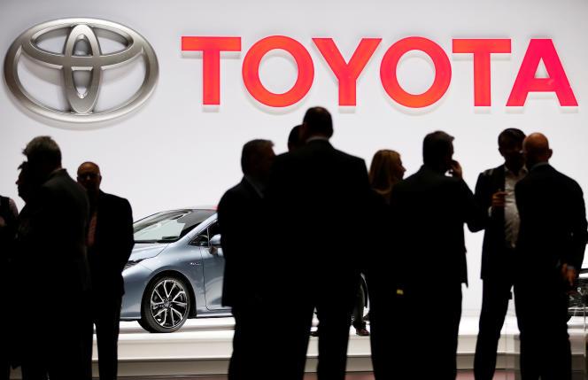 Pionnier de l'hybride, le constructeur automobile japonais Toyota a été le « meilleur élève » en matière d'émissions de CO2 en 2019.