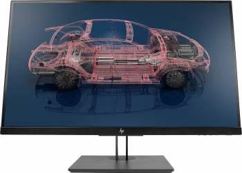 Un écran 27 pouces sans 4K Le HP Z27n G2