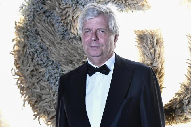 Stéphane Lissner, le 20 septembre 2019, à l'Opéra Garnier à Paris.