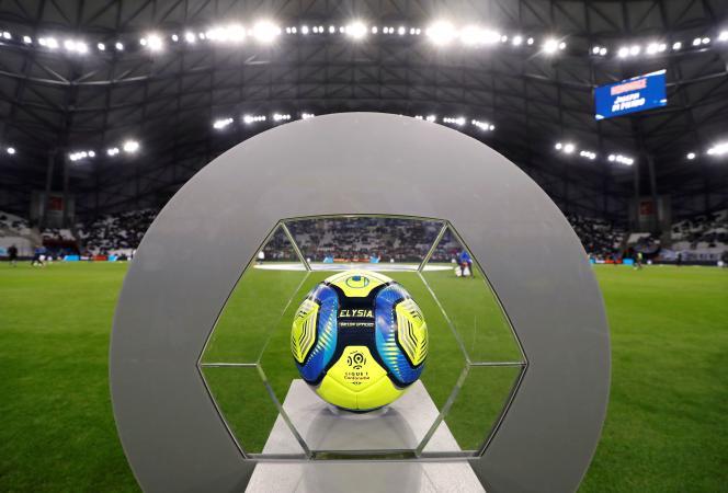 Vingt-huit des trente-huit journées de Ligue 1 ont été disputées avant la suspension dela compétition, le 13mars2020.