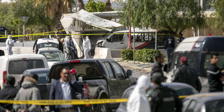 En Tunisie, un attentat-suicide vise l'ambassade des Etats-Unis