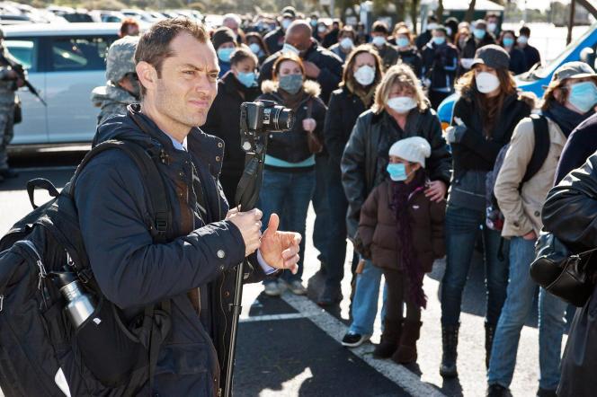 Dans «Contagion» (avec Jude Law), un virus très mortel se répand au-delà de l'Asie.