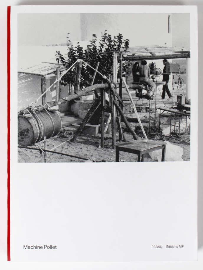 Couverture de l'ouvrage collectif «Machine Pollet».