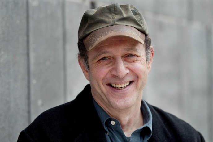 Le compositeur américain Steve Reich.