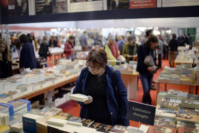 Le salon Livre Paris 2020 a été annulé à cause du Coronavirus.