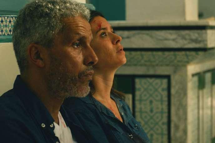 Fares (Sami Bouajila) et son épouse Meriem (Najla Ben Abdallah).