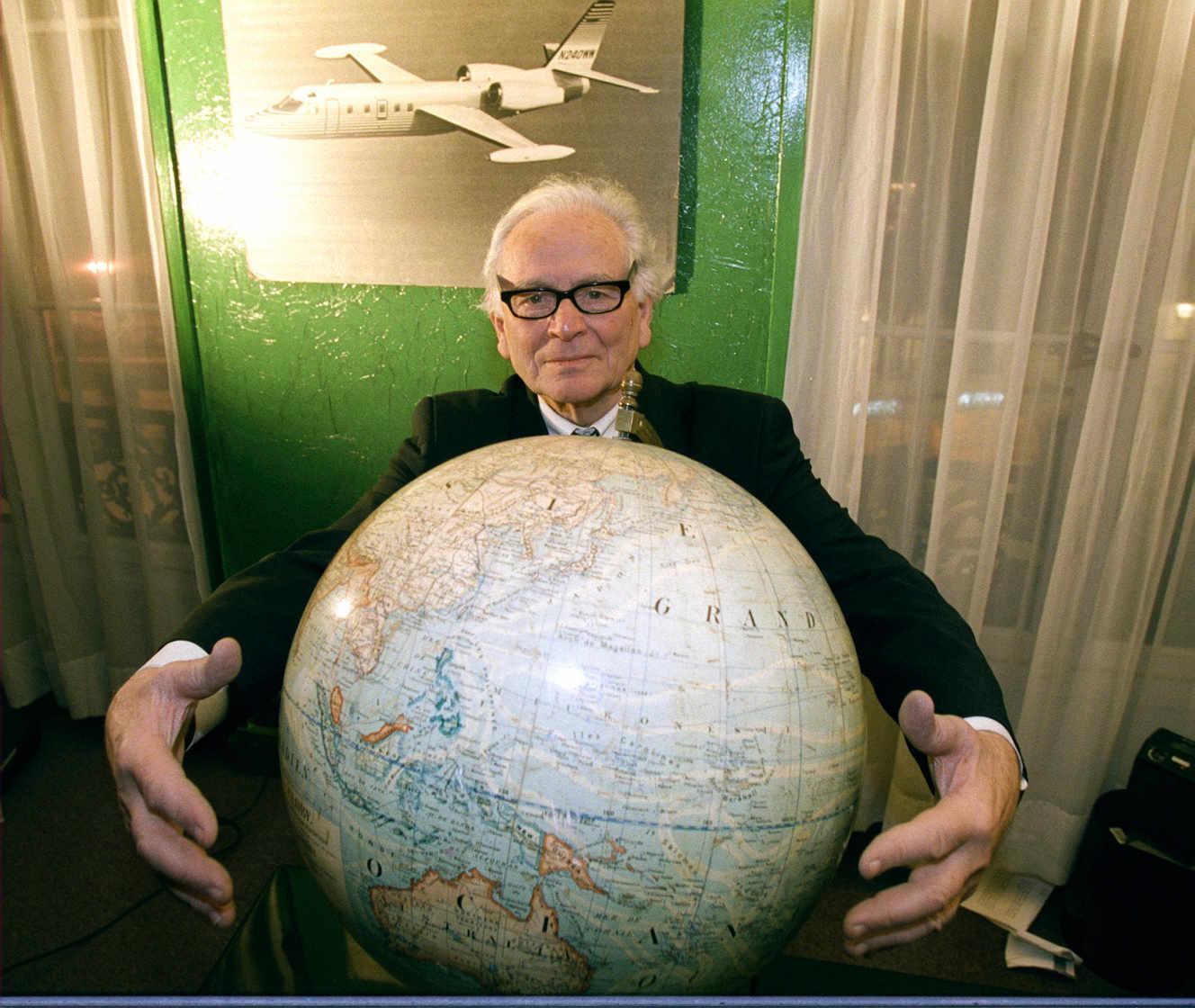 Comment Pierre Cardin a bâti un empire mondial