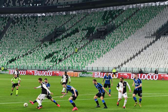 La Juventus Turin, en ne versant pas de salaires de mars à juin, réalisera une économie de« 90 millions d'euros sur l'exercice financier 2019-2020 ».