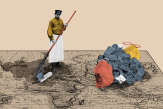 De nos poubelles jaunes aux décharges de Malaisie: comment une partie des déchets français est exportée frauduleusement en Asie