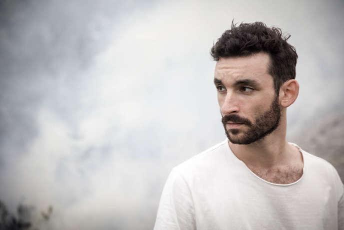 Le compositeur Samir Amarouch, le 30 octobre 2019, à Angoulême.