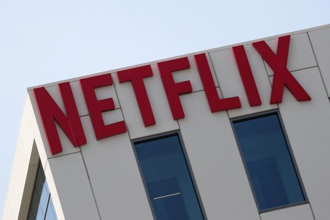 Les bureaux de Netflix, à Los Angeles, en Californie, en juillet 2018.