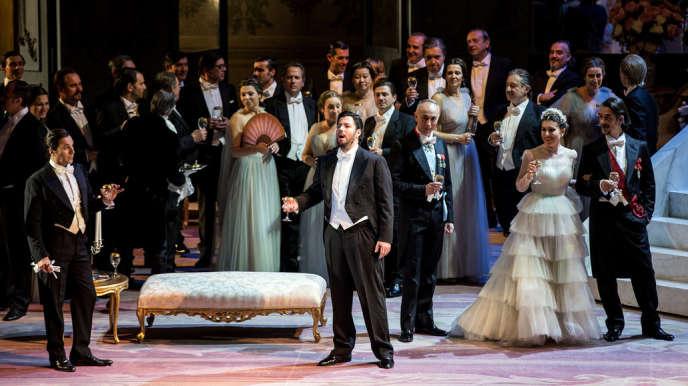 «La Traviata»par Sofia Coppola et Valentino.