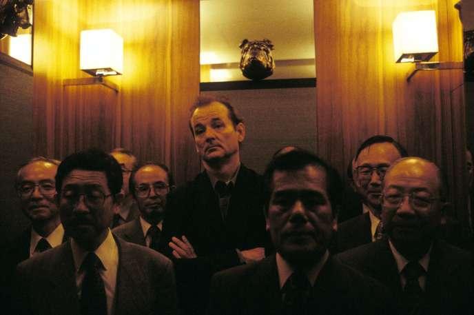 Bill Murray dans «Lost In Translation», de Sofia Coppola (2003).