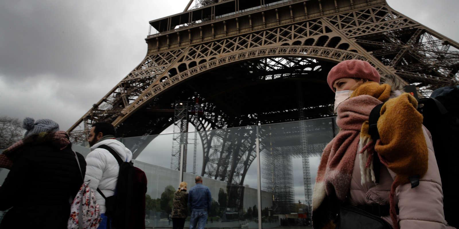 Edouard Philippe a annoncé samedi 14 mars au soir la fermeture dès minuit de tous les«lieux recevant du public non indispensables à la vie du pays ».