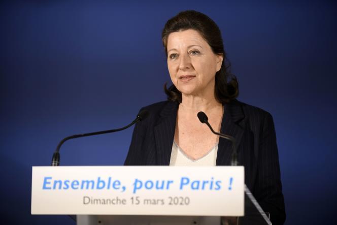 «On est là face à un conflit majeur pour un ministre entre sa conviction et ce qu'il pense être l'intérêt politique du gouvernement auquel il appartient. » (Photo : Agnès Buzyn le 15 mars 2020.)
