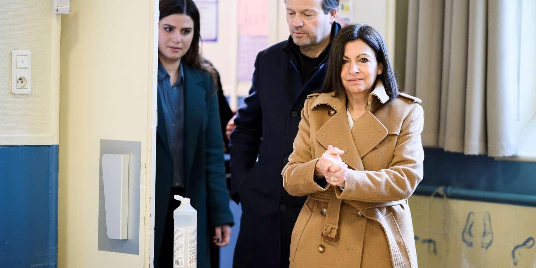 Anne Hidalgo propose à Matignon un plan pour sortir Paris du confinement