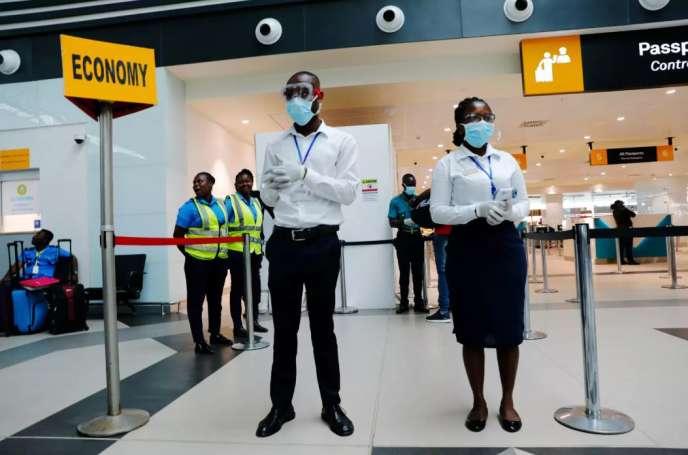 Coronavirus : les pays africains multiplient les mesures bien plus ...