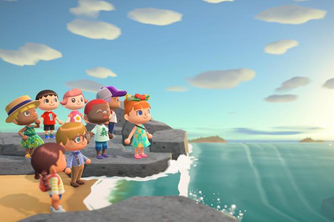 «Animal Crossing», le jeu qui réchauffe le cœur.