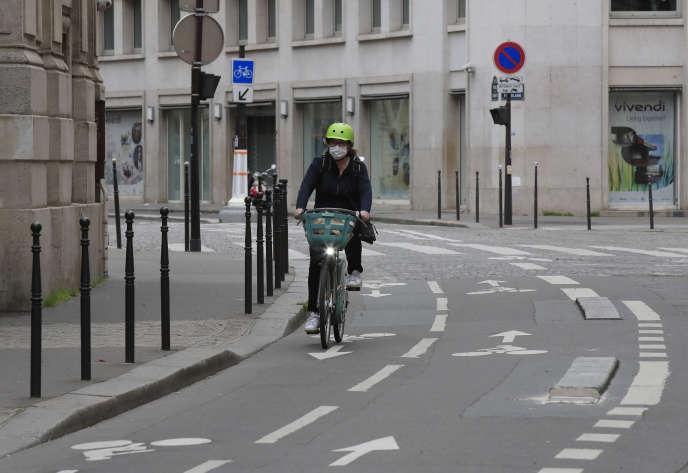 A Paris, le 16 mars.