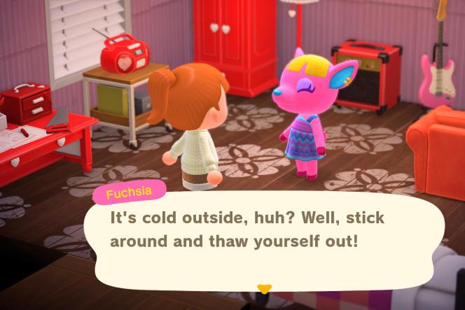 Un nouvel«Animal Crossing», c'est la promesse pour les joueurs nostalgiques de retrouver une galerie de personnages attachants.