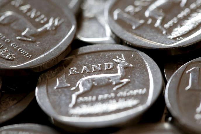 Des rands, la monnaie sud-africaine.