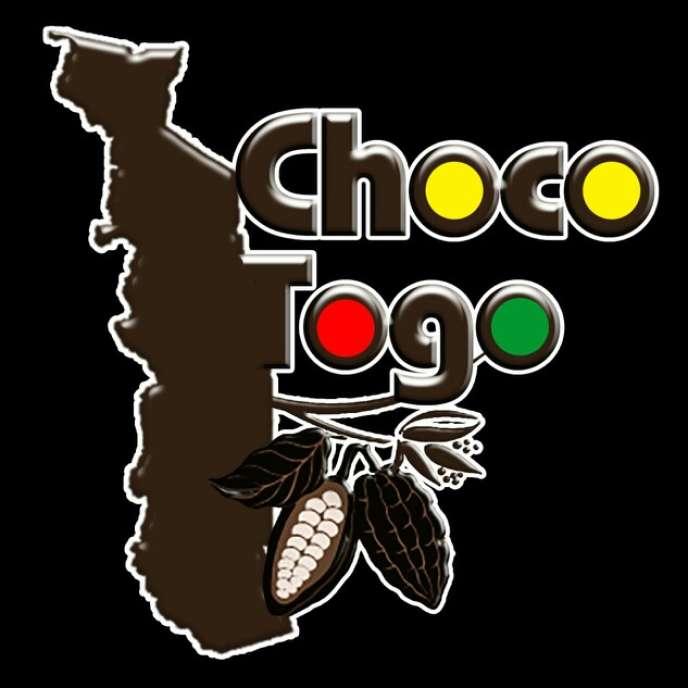 Le logo de Choco Togo, un chocolat bio, équitable, artisanal et 100% togolais.