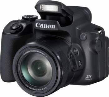 Plus de zoom, moins de fonctionnalités Le PowerShot SX70 HS de Canon