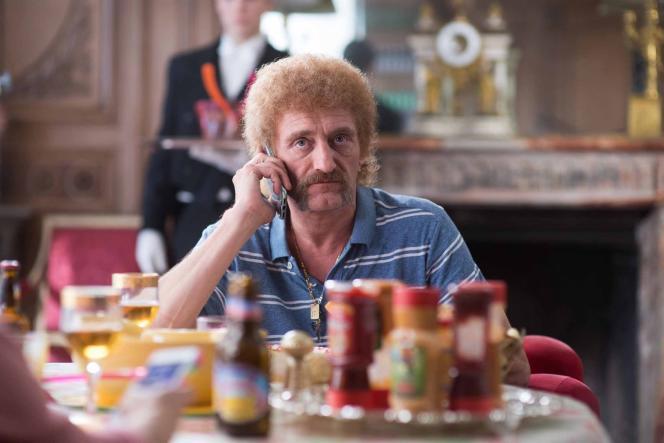 Jeff (Jean-Paul Rouve) dans«Les Tuche 3».