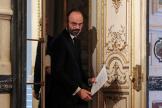 Le premier ministre Edouard Philippe, le 18 mars.